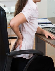Office Back Pain